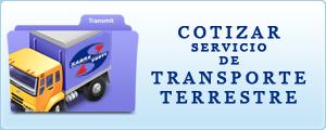 cotizacion de transporte terrestre